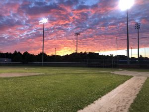 Baseball – Night Lights