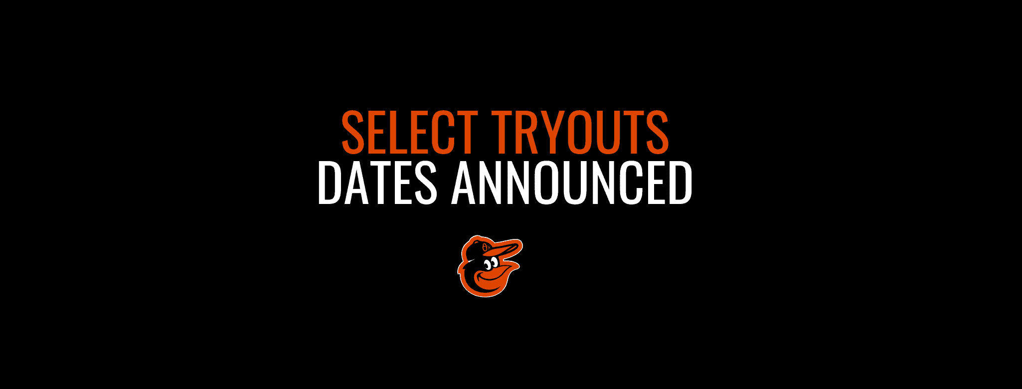 2021 Select coaches announced; tryout dates posted