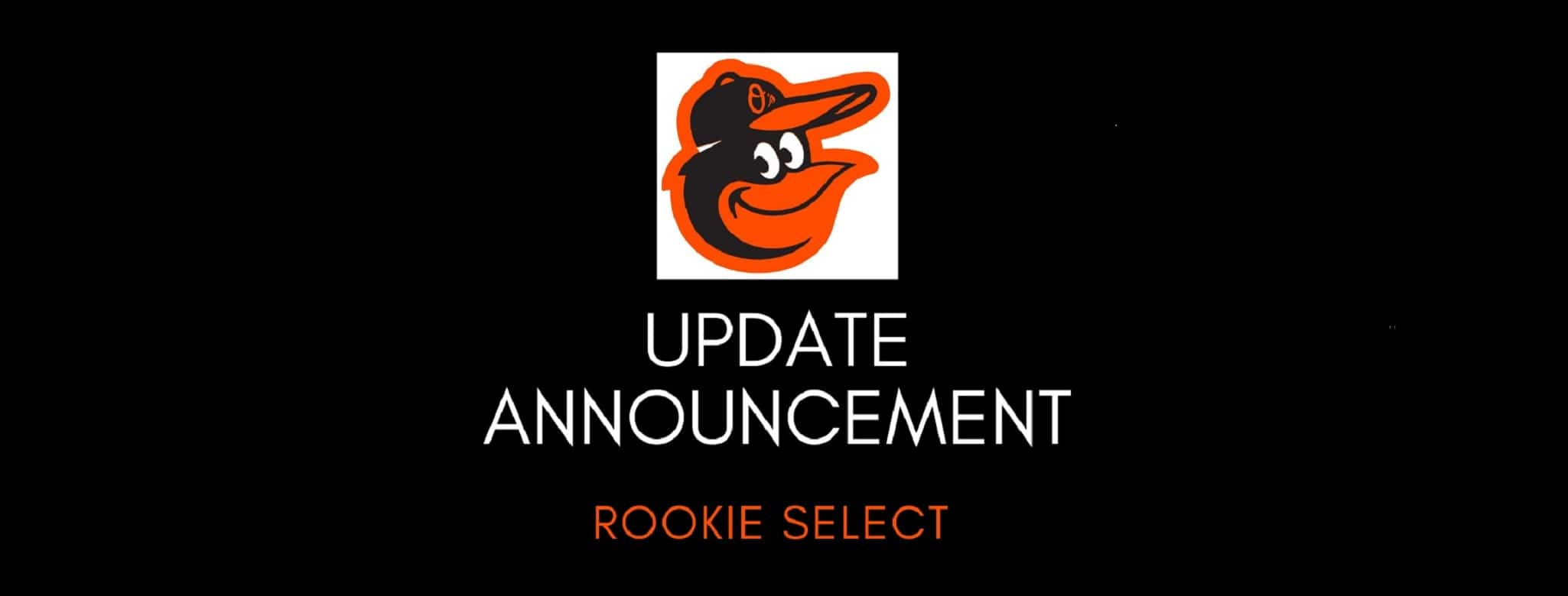 You are currently viewing Rookie Select update