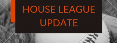 You are currently viewing House league Update for week of September 6